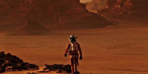 Après sa conquête réussie de la Terre, IKEA veut s'attaquer à Mars