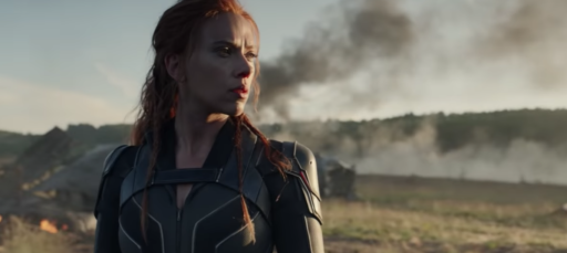 Black Widow - TEASER TRAILER - Official UK Marvel | HD