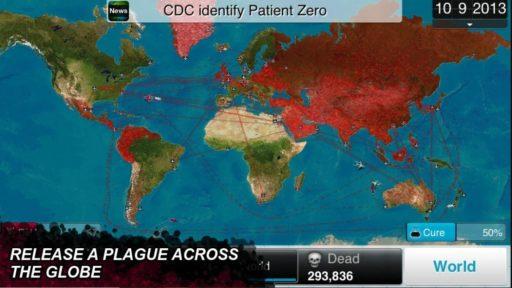Plague Inc.: Un jeu vidéo pour comprendre le Coronavirus