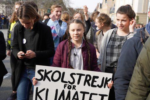 Greta Thunberg revient en Belgique ce mercredi