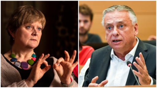 Le duo Laruelle-Dewael est prolongé d'une semaine: le gouvernement en affaires courantes en danger ?