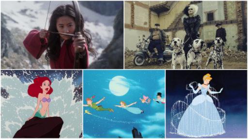 15 classiques de Disney qui auront droit à leur remake live-action