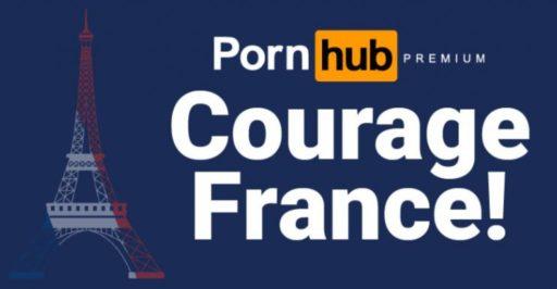 Fini l'ennui pour les Français·e·s pendant le lockdown: Pornhub leur offre l'accès Premium gratuit
