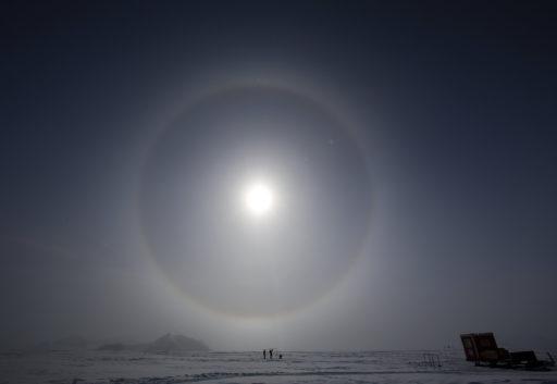 Il y a tout de même des bonnes nouvelles: le trou de la couche d'ozone se résorbe