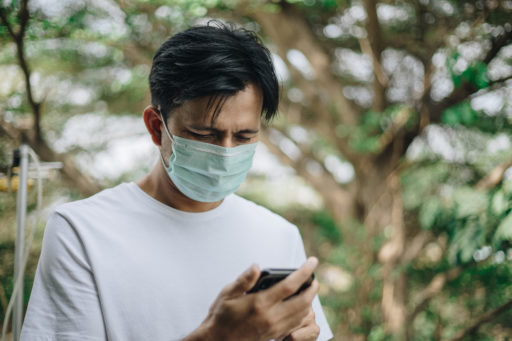 Une application (belge) affirme pouvoir diagnostiquer le coronavirus à la maison