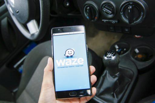 Quelle est la consommation en datas de l'application Waze?