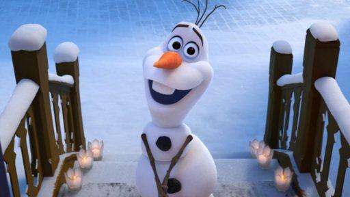 Olaf de la 'Reine des Neiges' a une nouvelle chanson spéciale confinement à te proposer