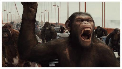 Disney va bientôt commencer la production du nouveau volet de 'La Planète des Singes'