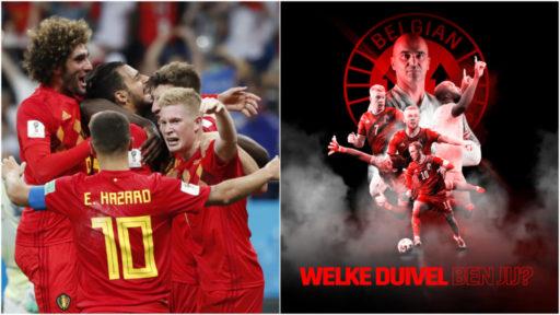 Découvre quel Diable Rouge tu es grâce à ce test créé par la Fédération belge de football