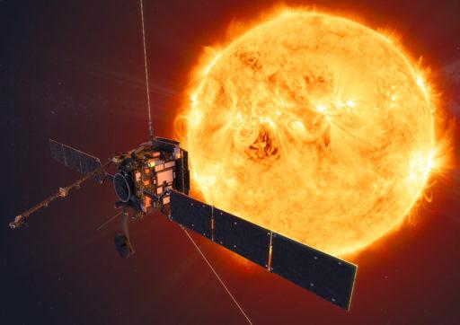La sonde Solar Orbiter a pris des photos incroyables du soleil, les plus proches jamais prises