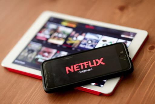 En un graphique, découvre l'évolution du nombre d'abonnés de Netflix pendant le confinement