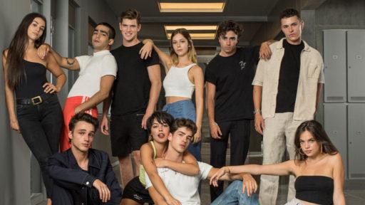 Netflix: La saison 4 de Elite se dévoile en une photo remplie de nouveaux personnages