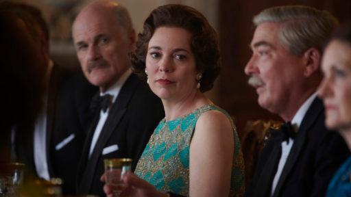 """""""The Crown"""" saison 5: pas avant 2022 sur Netflix"""