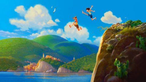 """Disney et Pixar annoncent leur nouveau film: """"Luca"""""""