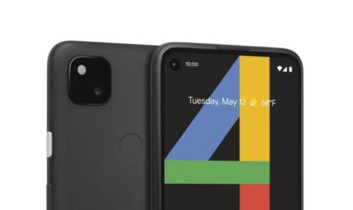 Google présente son Pixel 4a, futur concurrent de l'iPhone SE