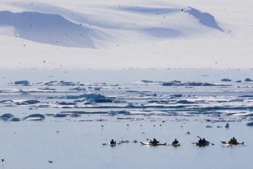 Au Canada, l'ultime plateau de glace intact s'est effondré en seulement 2 jours