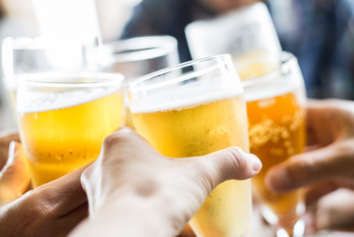 Voici le classement du prix d'un demi-litre de bière en Europe pour se rendre qu'on est pas si mal en Belgique