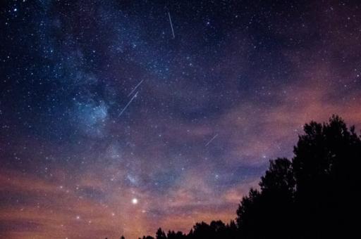 Cette semaine, on va pouvoir assister à l'une des plus belles pluies d'étoiles filantes de l'année
