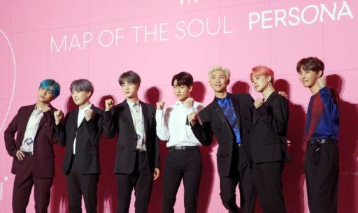 Le dernier hit de BTS rapporte 1,2 milliard d'euros à la Corée du Sud