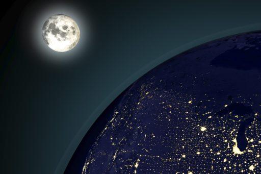 De la rouille sur la Lune: comment est-ce possible ?