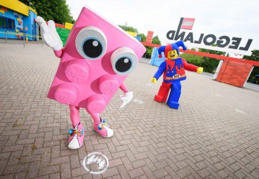 Legoland à Charleroi : à quoi pourrait ressembler l'ancien site de Caterpillar ?