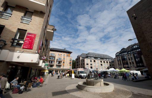 Pour la rentrée académique, le masque devient obligatoire dans Louvain-la-Neuve