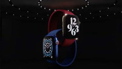Keynote 2020: Tous les détails sur l'Apple Watch Serie 6, la Watch SE et les deux nouveaux iPad