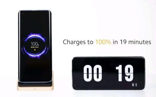Charger son smartphone en 20 minutes? C'est possible avec Xiaomi