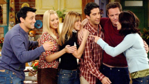 """La réunion de """"Friends"""" a (encore) une nouvelle date"""