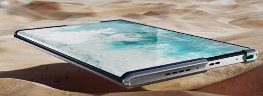 Oppo présente son impressionnant smartphone enroulable
