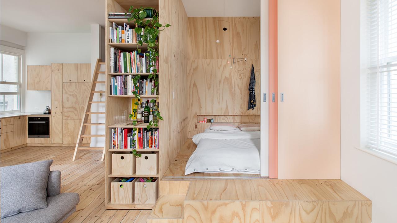 Ideas para decorar espacios pequeños: Las tres reglas de oro