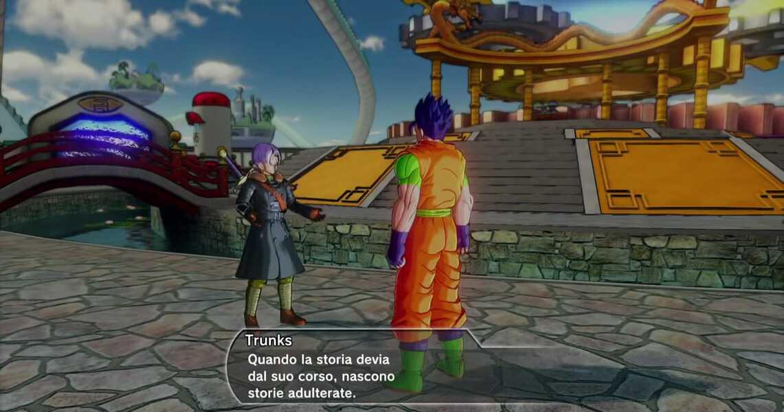 Dragon Ball Xenoverse Recensione nuova linea temporale
