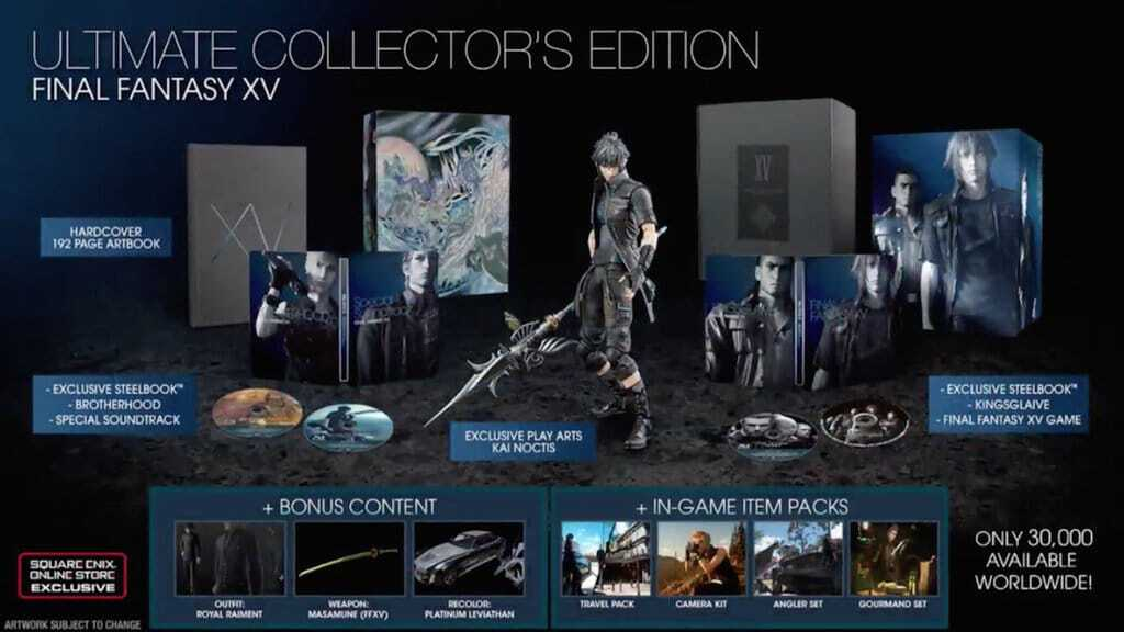 Ultimate Collector's Edition