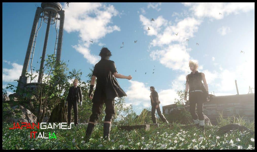 Final Fantasy XV Ecco la data di Uscita