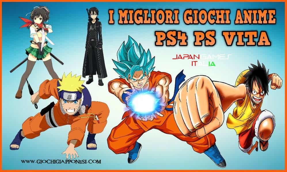 Giochi Anime I migliori giochi anime