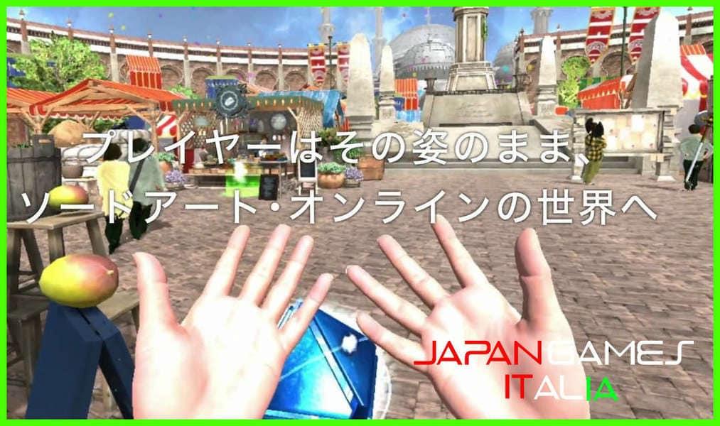 Sword Art Online Progetto Realtà Virtuale