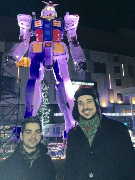 Ale e Giulio Gundam