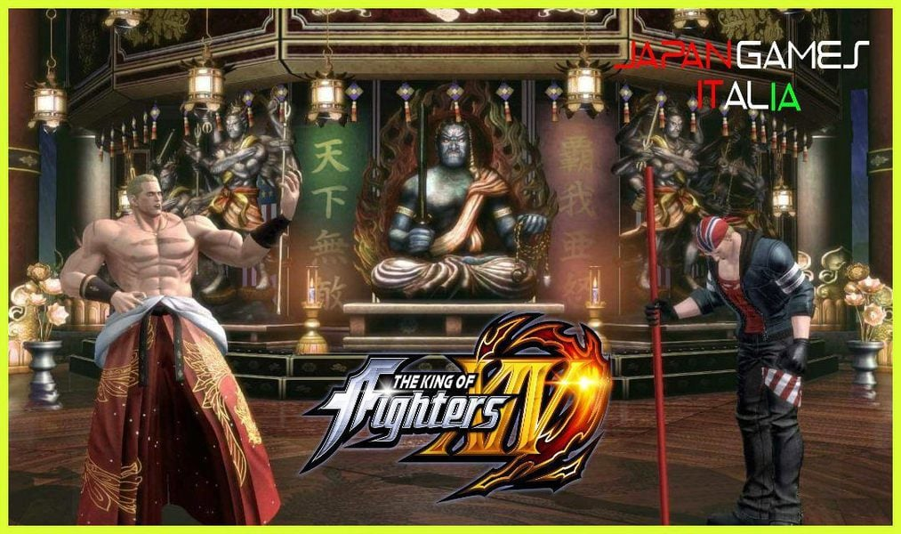 11 Trailer per The King Of Fighters XIV
