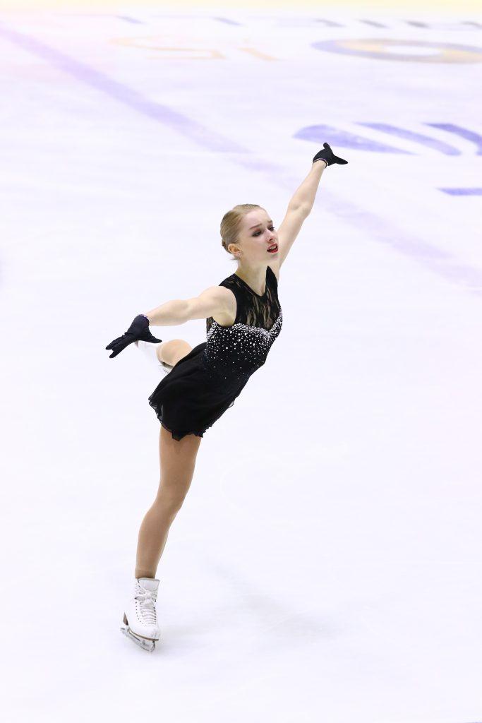 Viveca Lindfors voitti viime vuonna vuoden helsinkiläisurheilijan arvonimen.