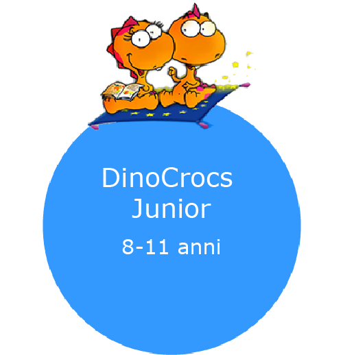 Dinocrocs Junior (8-11 anni)