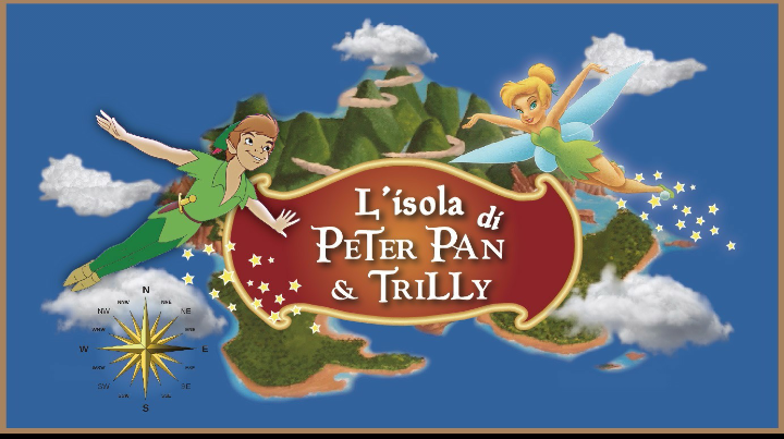 L'isola di Peter Pan  e Trilly