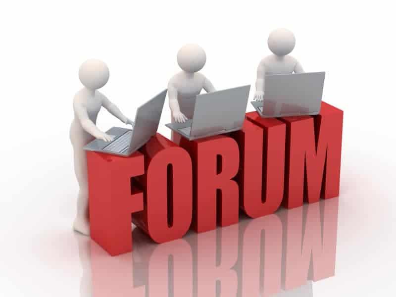 Forum: logiciels gratuits pour un site web