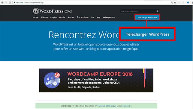 Comment installer WordPress sur un hébergement Web cPanel ?