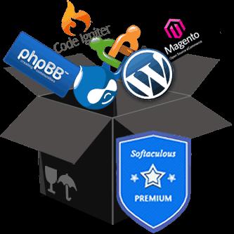 Qu'est-ce que le programme d'installation des applications Softaculous?