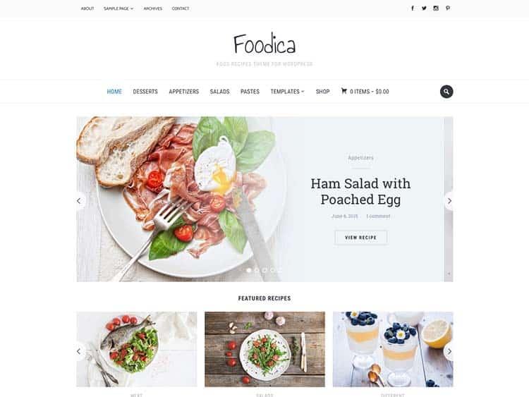 Comment démarrer un blog de cuisine sur WordPress?