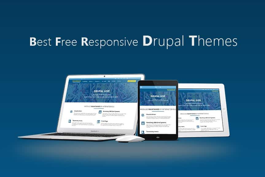 Drupal: les meilleurs endroits pour acheter un thème