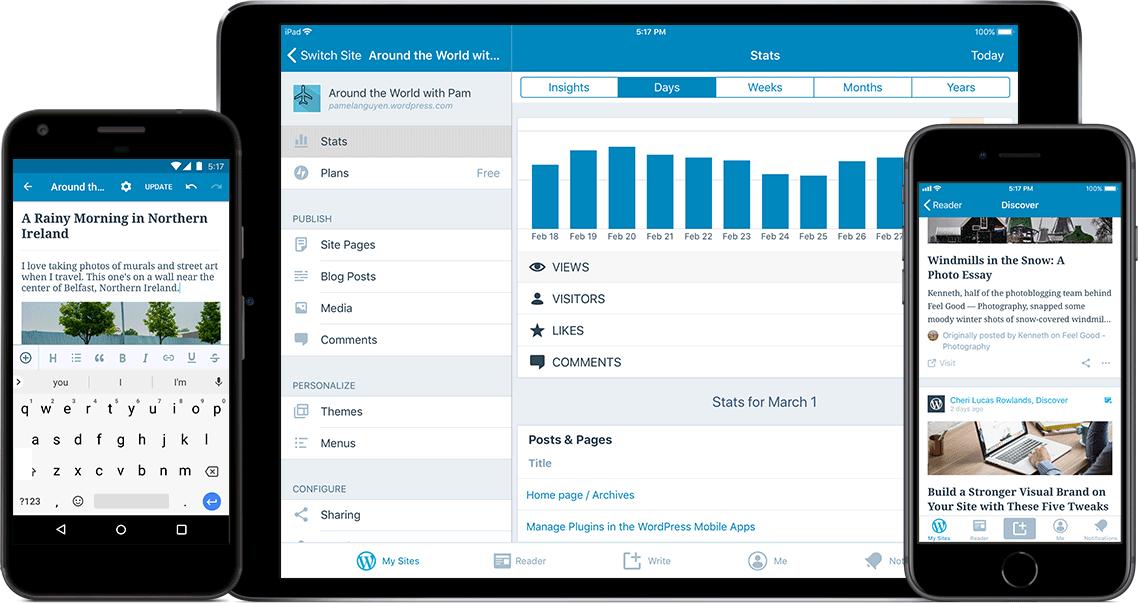 Hébergement optimisé pour WordPress: de quoi s'agit-il?
