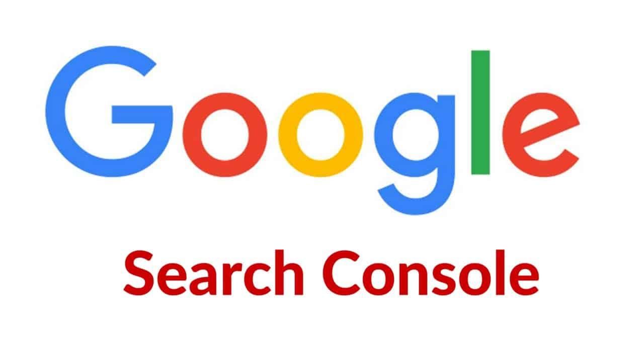 Google Search Console: les premiers pas
