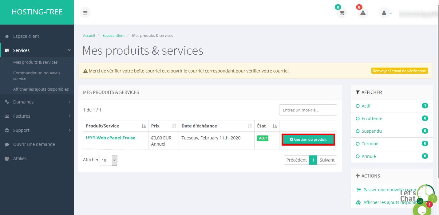 Premier pas avec l'éditeur de site Web SitePad Builder