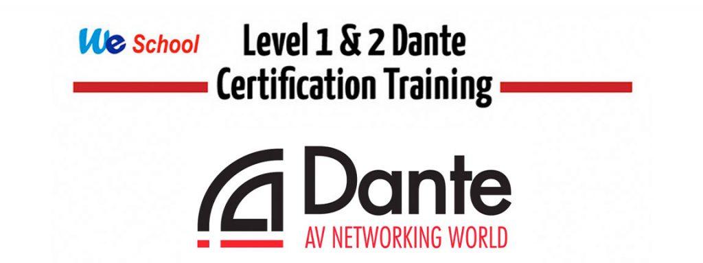 Curso certificación DANTE Level 1 y Level 2